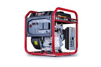 BAUMR-AG Inverter Generator 3.5kVA Max 3.1kVA Rated Portable Pure-Sine Quiet