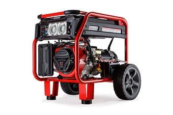 GENPOWER 8.4kVA Max 6kVA Rated Generator Single-Phase Petrol - Portable RCD