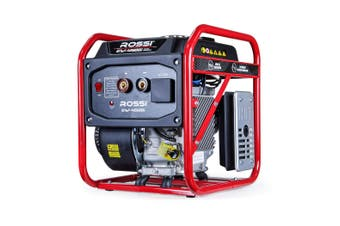 ROSSI Welder Generator Engine-Driven Portable Inverter Stick Welding Machine