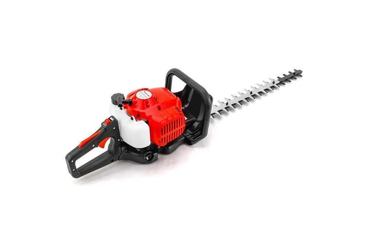 Baumr-AG 26CC Petrol Hedge Trimmer - 2-Stroke Clipper Saw Precision 24 Inch Blade