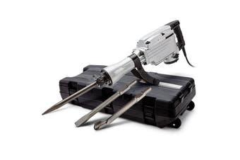Baumr-AG 2200W JackHammer Demolition Jack Hammer Demo Chisel Concrete Tool