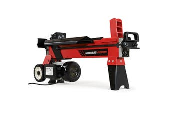 BAUMR-AG 9 Ton Log Splitter Electric Wood Hydraulic Firewood Small 9T Machine