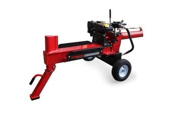 BAUMR-AG 20 Ton Log Splitter Wood Hydraulic Petrol Firewood 20T 6.5HP Heavy Duty