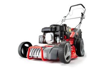 Baumr-AG Lawn Mower 18 Inch 175cc Petrol Self-Propelled Push Lawnmower 4-Stroke