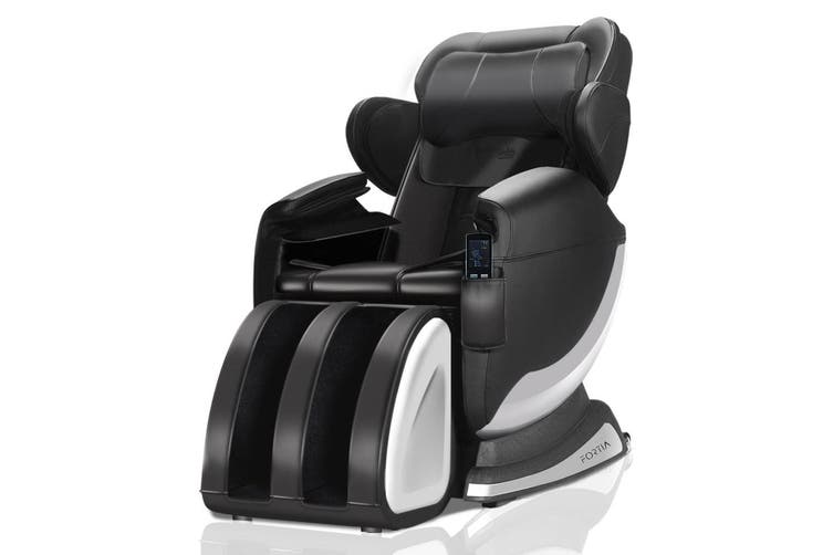 FORTIA Electric Massage Chair Full Body Reclining Zero Gravity Back Kneading