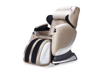 FORTIA Electric Massage Chair Full Body Reclining Zero Gravity Kneading Back