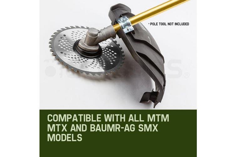 MTM 5x Carbide Tipped 40 Tooth Brush Cutter Blade Whipper Snipper Brushcutter