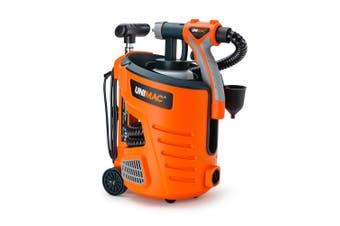 UNIMAC 740W HVLP Electric Paint Sprayer Gun - DIY Spray Station Tool
