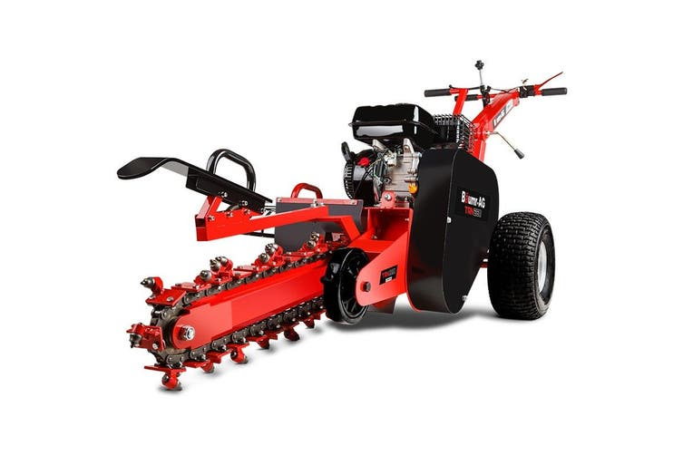 Baumr-AG Trencher 600mm / 24 Inch Trench Ditch Digger 4-stroke Petrol Chain Driven