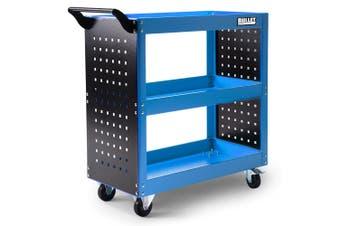BULLET Tool Trolley Cart Workshop Trolly Mobile Storage Portable Steel Mechanics