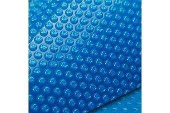 AURELAQUA Solar Swimming Pool Cover 500 Micron Heater Bubble Blanket 6x3.2m