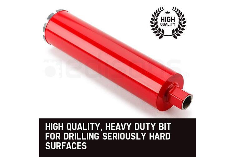 Diamond Core Drill Bit 102mm Concrete Wet Dry Tile Stone Brick Marble 1-1/4 UNC