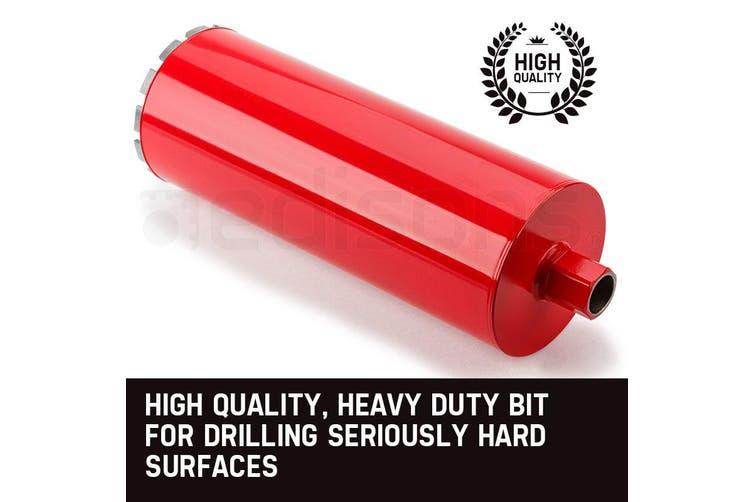 Baumr-AG Diamond Core Drill Bit 152mm Concrete Wet Dry Tile Stone Brick Marble 1-1/4 UNC