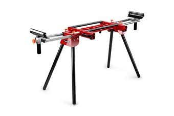 Baumr-AG Mitre Saw Stand Universal Adjustable Portable Drop Saw Bench Table