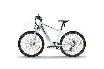 Nishiro Electric Bike eBike e-Bike Battery Mountain Bicycle Motorized 36V 250W
