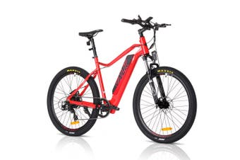 VALK Electric Bike eBike Bicycle Motorized Mountain Battery eMTB 36V 250W 27.5 Inch