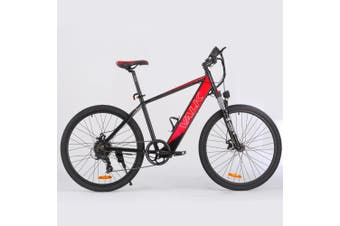 VALK Electric e-Bike Mountain eMTB Bicycle Hardtail eBike Motorised 250W Push