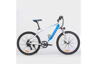 VALK Electric e-Bike Mountain eMTB Bicycle eBike Hardtail Motorised 250W Push