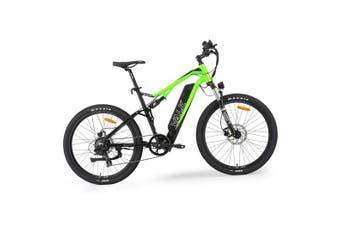 VALK Electric Dual Suspension Mountain e-Bike TEKTRO MAXXIS VELO eMTB mtb eBike