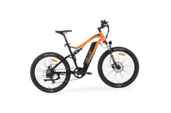 VALK Electric Dual Suspension Mountain e-Bike TEKTRO MAXXIS VELO eBike mtb eMTB