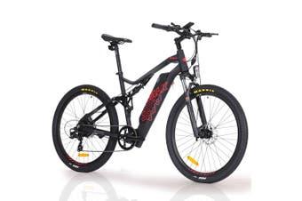 VALK Electric Bike eBike Battery Dual Suspension Mountain eMTB 36V 250W RockShox