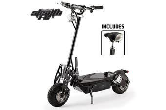 BULLET Stealth 1-6 1000W Electric Scooter 48V - Turbo w/ LED for Adult/Child
