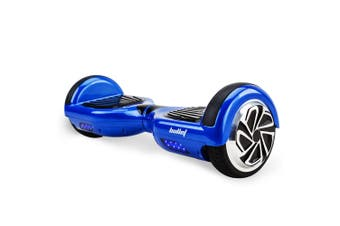 BULLET Hoverboard Scooter Self-Balancing Electric Hover Board Blue Skateboard