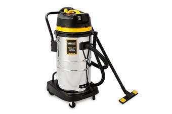 UNIMAC 60L Wet and Dry Vacuum Cleaner Bagless Industrial Grade Drywall Vac