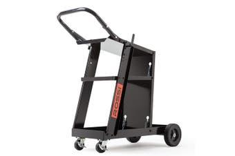 ROSSI Welding Cart Trolley MIG TIG ARC MMA Welder Plasma Cutter Storage Bench