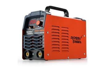 ROSSI Stick Welder 200 Amp Inverter Welding Machine MMA Portable ARC DC 200A Gas