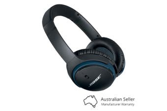 Bose SoundLink Around-ear Wireless Headphones II - Black [Au Stock]