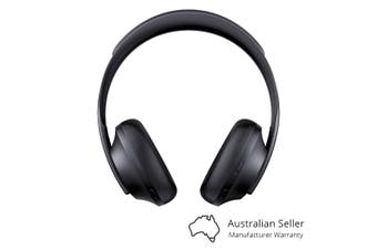 Bose Noise Cancelling Wireless Over-Ear Headphones NC 700 - Black [Au Stock]
