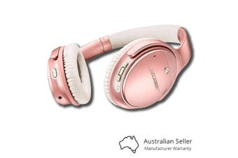 Bose QC35 QuietComfort 35 II Wireless Headphones - Rose Gold [Au Stock]