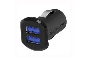Scosche Dual 2 Ports 12W USB Car Charger  [Au Stock]