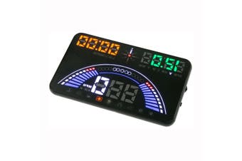 "Scosche 5.8"" OBD GPS Combo Heads-Up Display HUD58OGC [Au Stock]"