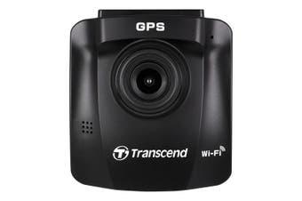 """Transcend DrivePro 230 Dash Cam Camera (1080p, 2.4"""", 32GB MicroSD) [Au Stock]"""
