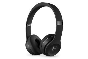 Beats Solo3 Wireless On-Ear Headphones - Gloss Black [Au Stock]