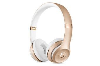 Beats Solo3 Wireless On-Ear Headphones - Gold [Au Stock]