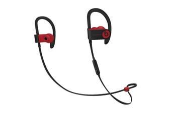 Beats Powerbeats 3 Wireless Earphones Decade Collection - Defiant Black / Red [Au Stock]