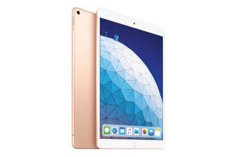 "Apple iPad Air (2019, Gen 3) 10.5"" WiFi + Cellular 256GB - Gold"
