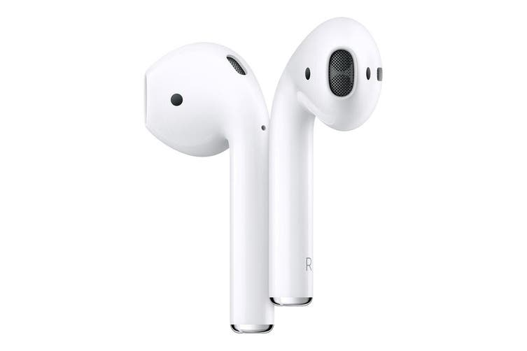 Apple AirPods (2nd Gen) with Charging Case MV7N2ZA/A - White [Au Stock]
