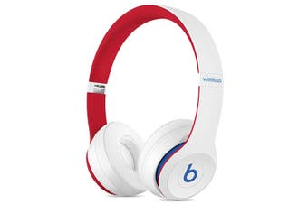 Beats Solo3 Wireless On-Ear Headphones Club Collection - White [Au Stock]