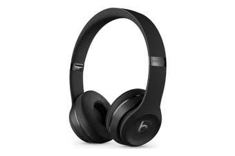 Beats Solo3 Wireless On-Ear Headphones - Matte Black