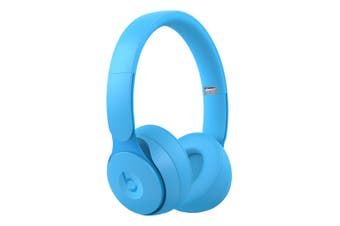 Beats Solo Pro Wireless Noise Cancelling Headphones - Light Blue [Au Stock]
