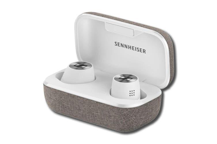 Sennheiser Momentum True Wireless 2 In-Ear Noise Cancelling Headphones - White [Au Stock]