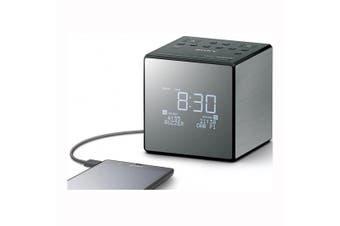 Sony XDRC1DBP Pocket DAB+ Alarm Clock Radio - Black  [Au Stock]