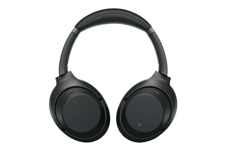 Sony WH-1000XM3 Wireless Noise Cancelling Headphones - Black [Au Stock]