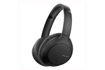 Sony WH-CH710N Wireless Noise Cancelling Headphones - Black [Au Stock]