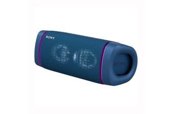 Sony SRS-XB33 Extra Bass Portable Wireless Speaker - Blue [Au Stock]