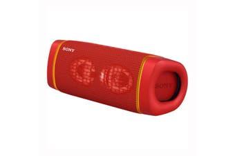 Sony SRS-XB33 Extra Bass Portable Wireless Speaker - Red [Au Stock]